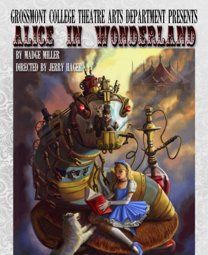 Alice promotional Poster Courtesy of Alexis Popko