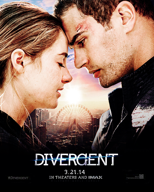 divergent four movie poster - photo #15