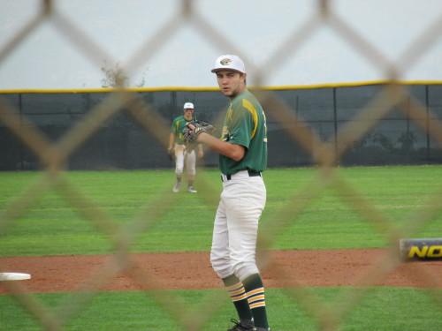 Grossmont  Baseball Pitcher Shawn Walker