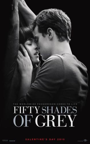 50 Shades Promotional Movie Poster Courtesy of: www.imdb.com/