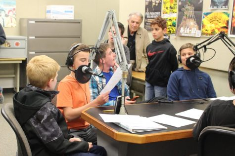 On-Air With The Scouts