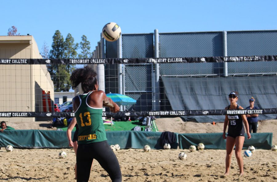 Beach Volleyball Spikes the Competition