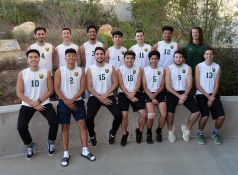 Men's Volleyball Serves Up Conference Title