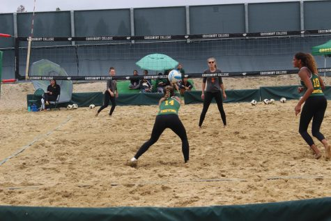 Beach Volleyball on Pace To Take All