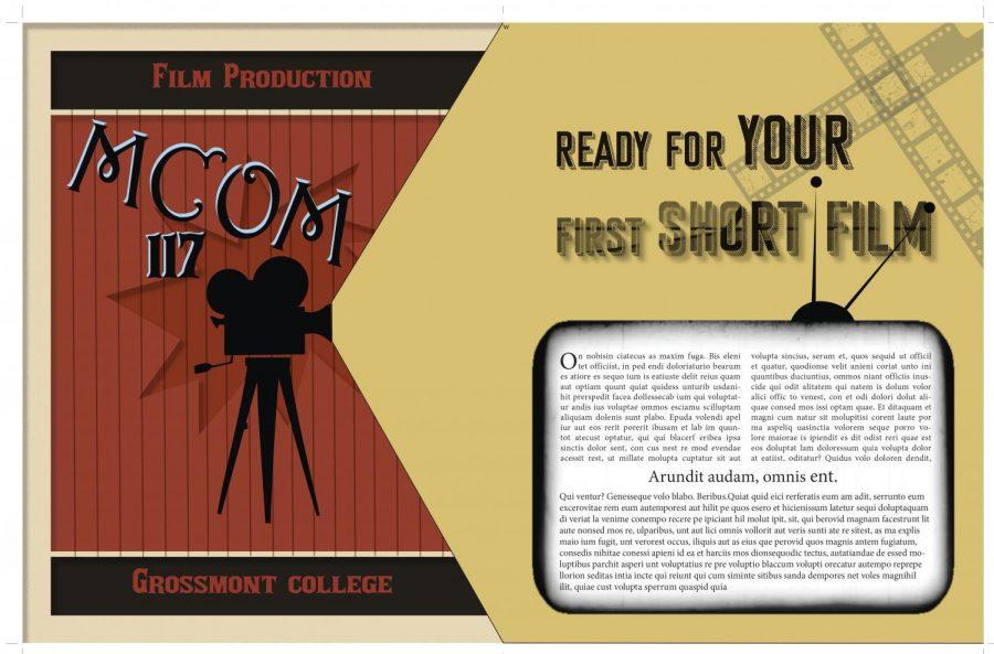 Spoiler Alert! Grossmont has a TV Studio