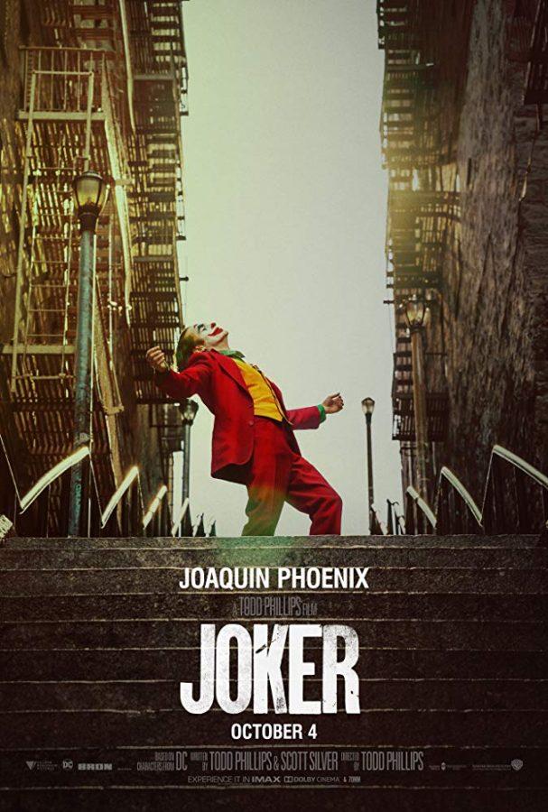 """Joker"": A Movie Review -- Spoiler Alert!"
