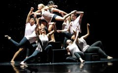 Entrances & Exits 2020: faculty choreographed dance concert.