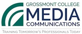 Logo of Grossmont College Media Commmunications