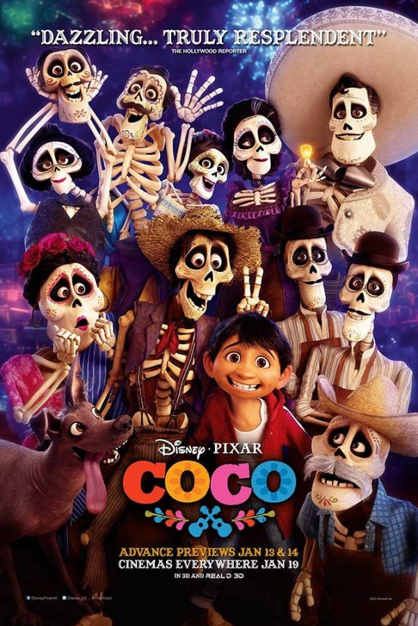 Have Some Coco for Hispanic Heritage Month