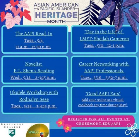 AAPI Heritage Month Events