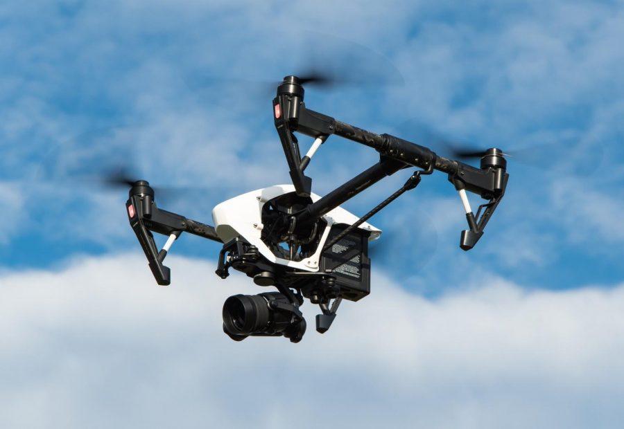 Who is Drone Program Instructor Skip Frederiks