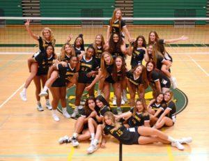 Womens Volleyball Team