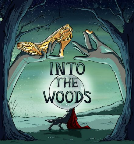 Into the Woods illustration by Ceinna Wolters